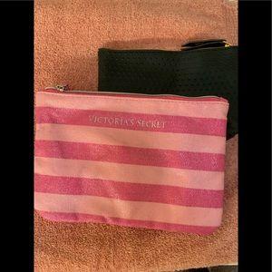 Victoria's Secret cosmetic pouch